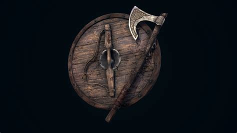 andrew finch portfolio viking axe