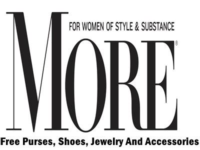 More Magazine Sweepstakes - www more com win enter more magazine daily sweepstakes for a chance to win purses