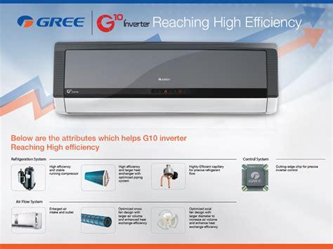 Ac Gree Inverter gree 12cith 1 0 ton dc inverter ac by gree split ac pakistan