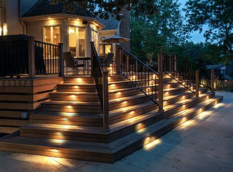 outdoor lighting low voltage lighting installation rockford landscape lighting