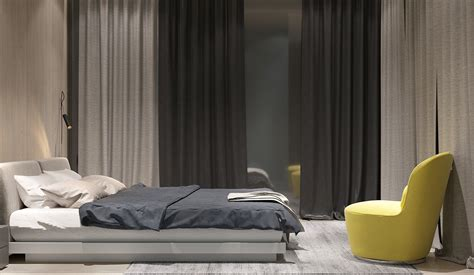 Yellow Bedroom Chair 8 Striking Bedrooms With Distinct Personalities And I