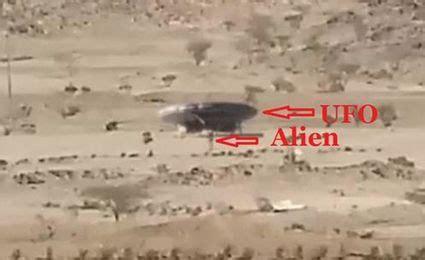 report: struck by sam missile, ufo crash lands in saudi