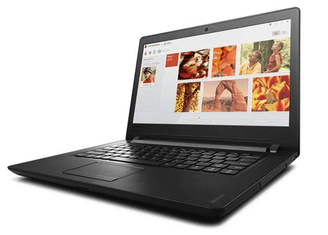 Laptop Lenovo Ideapad 110 lenovo ideapad 110 laptop with 15 6 inch display launched in india starting at rs 20490