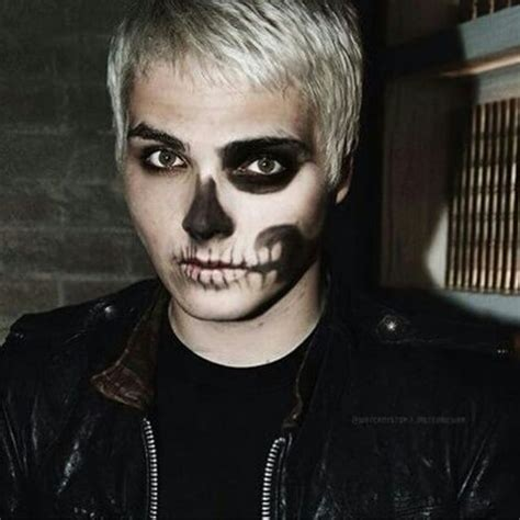 mcr up letter gerard 1000 images about bout mcr makeup on