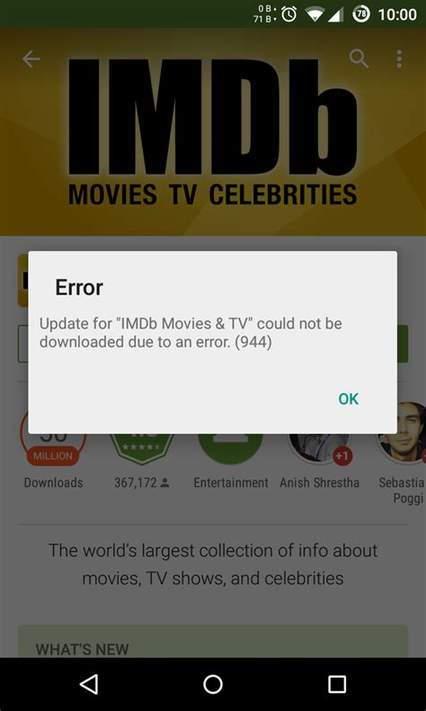 how to fix play store error codes fixing