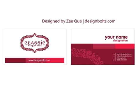 beautiful business card templates 28 images beautiful