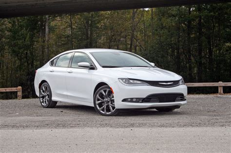 Chrysler 200 S by 2015 Chrysler 200 S Driven Picture 577524 Car Review