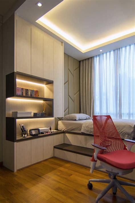 appartments singapore elegant contemporary apartment in singapore
