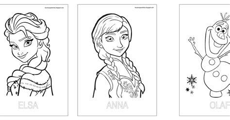 libro frozen colorear para ninos libro fichas frozen para colorear pdf recursos para ni 241 s