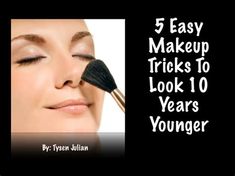 10 Tricks To Look Younger Instantly by Eye Makeup Tips Look Younger Saubhaya Makeup