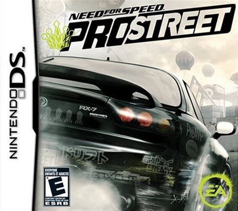 Speed Read Feed For February 22 2007 by Need For Speed Prostreet Nintendo Ds Strategywiki
