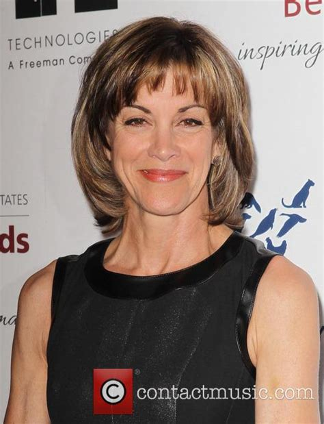 wendy malik hair cut wendie malick the humane society s 2013 genesis awards