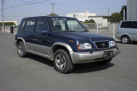 Suzuki Escudo Specs Suzuki Escudo Nomade Photos News Reviews Specs Car