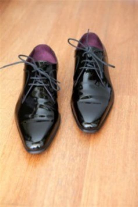 removing scuffs on patent leather thriftyfun