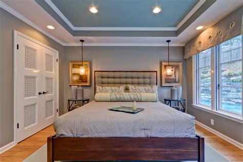coffered ceiling bedroom coffered ceiling bedroom bedroom contemporary with