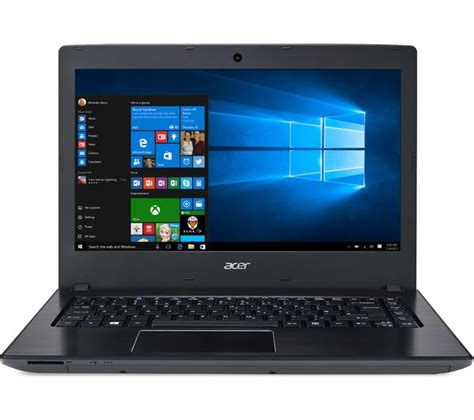 Laptop Acer E5 acer acer aspire e5 475 14 quot laptop grey deals pc world