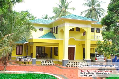 cost to build a 3000 sq ft house 3000 sq ft house elevation in kerala casa pinterest