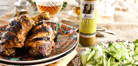 Alanas Pantry by Alana Lowes Recipes Spicy Indian Bbq Chicken Style Magazines