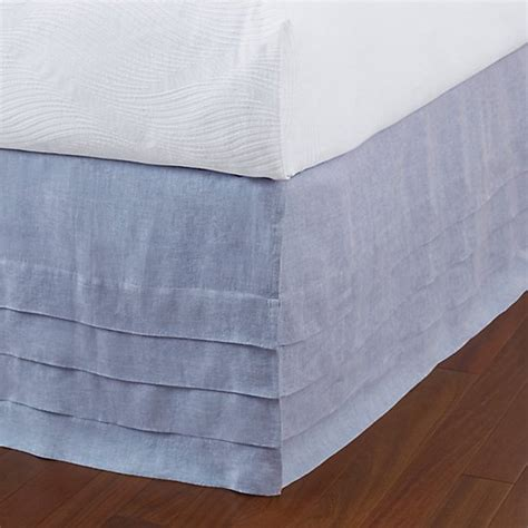 waterfall bedding waterfall bed panel bed bath bedskirts company c