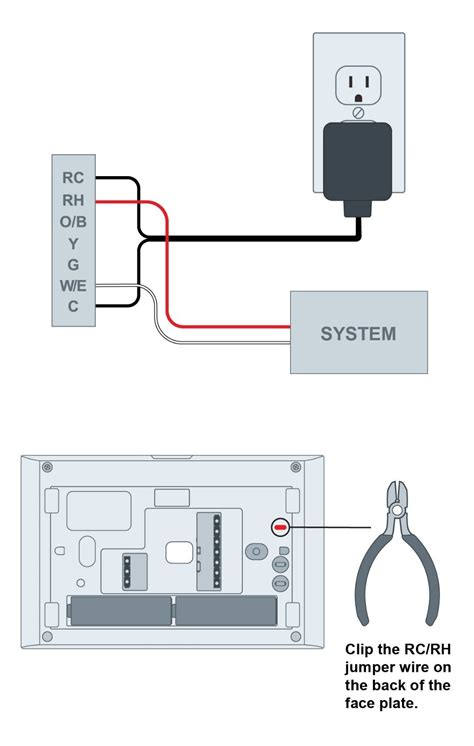 sensi thermostat wiring diagram emerson nest thermostat