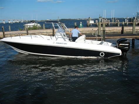 fountain sport boats for sale fountain 31 boats for sale boats