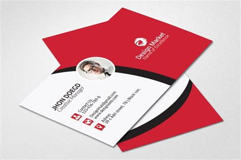 Creative Business Cards Templates by 35 Business Card Designs Free Premium Templates