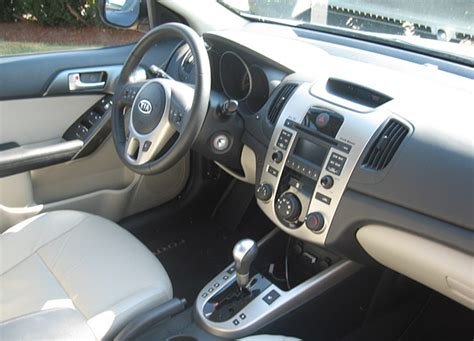 2010 Kia Forte Interior by 2010 Kia Forte Dull Execution Poor Gearbox Mar The Value