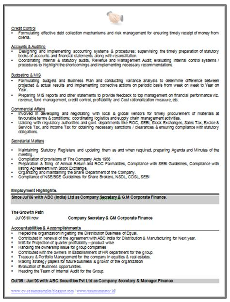 accountant resume investment banking articles