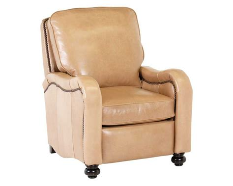 Low Leg Recliner by Classic Leather Monterra Low Leg Recliner Cl1169llr