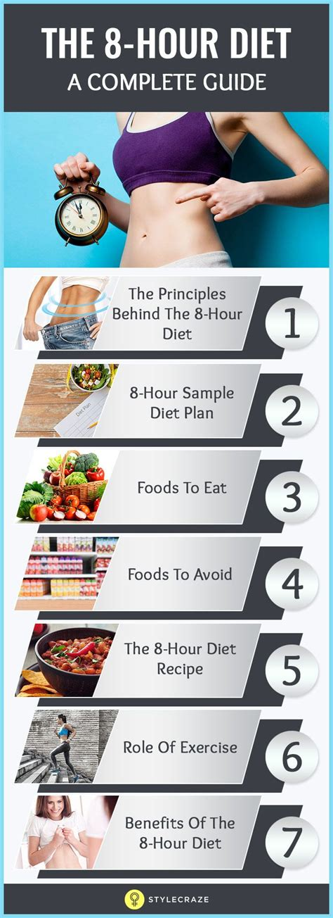 weight loss 8 hour diet the 25 best 8 hours ideas on hours to days 8