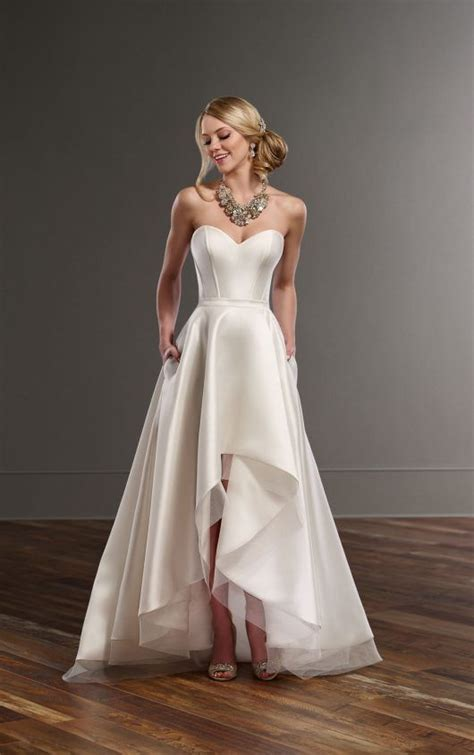 best 25 high low wedding dresses ideas on pinterest