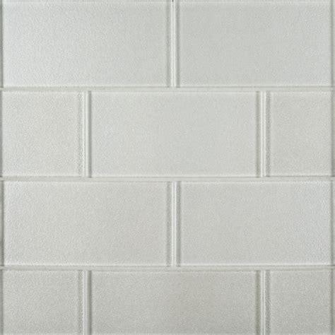 field tile 3 quot x 6 quot glass field tile white jeffrey court tile