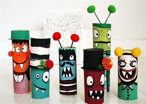 Cool Things To Make With Toilet Paper Rolls - cool things made from toilet paper rolls just imagine
