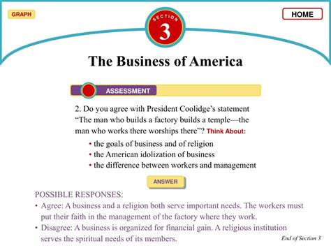 the business of america chapter 12 section 3 ppt c h a p t e r powerpoint presentation id 62079