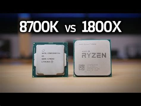 i7 8700k vs i7 7700k   gtx 1080ti   compariosn     doovi