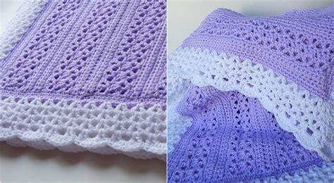 Ideas Group Home Design adeline baby blanket free pattern diy smartly