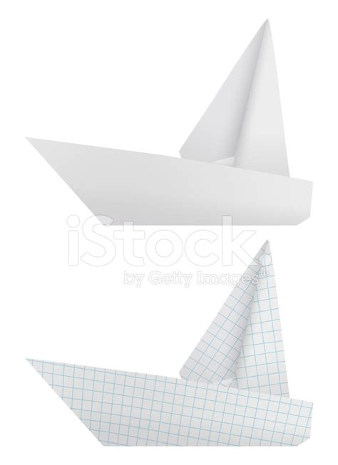 Origami Ships - origami ships stock photos freeimages
