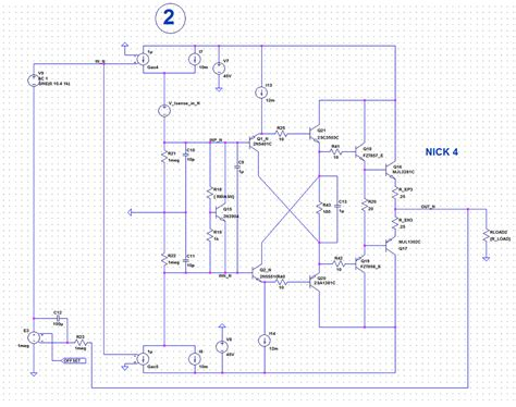 Power Lifier Rogers schematic of a circuit get free image about wiring diagram