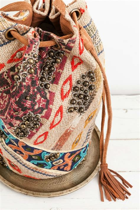 Promo Boho Chic an awesome bag is a must this one is stylish and functional just enough room to hold the