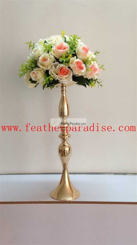 wedding feather centerpieces wholesale floral stand
