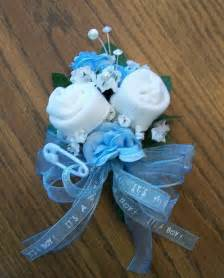 Sock Corsage For Baby Shower by Best 25 Baby Sock Corsage Ideas On Baby Sock