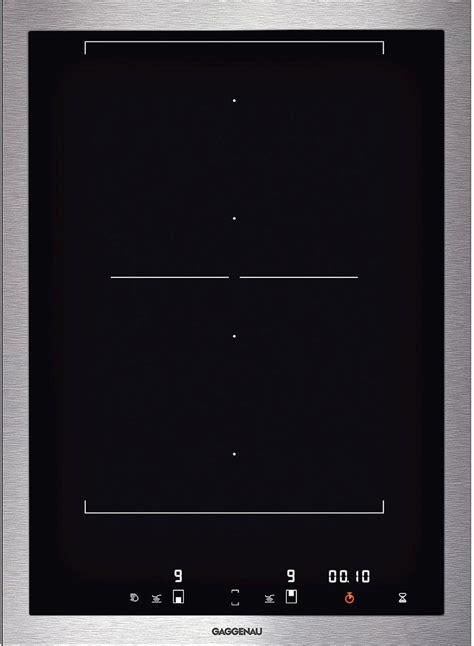 gaggenau piani cottura gaggenau vi 422 111 serie 400 piano cottura induzione cm