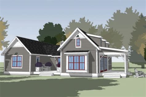 method homes cottage series plan 4 prefab home modernprefabs
