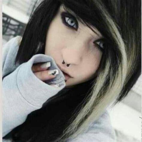 imagenes de emo black dib111 images emo girl wallpaper and background photos