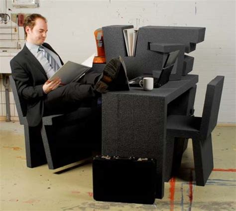versatile and transportable workplace desk furnishings by