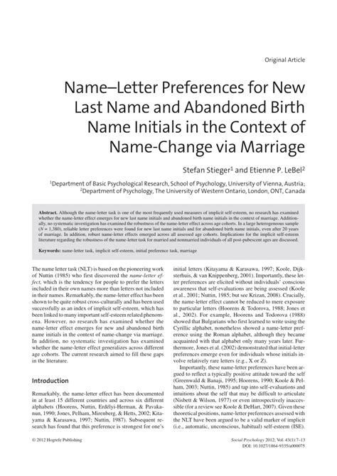 Black Letter Publication name letter preferences for new last name pdf