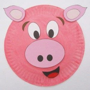 Pig Paper Plate Craft - 25 best ideas about pig crafts on farm animal