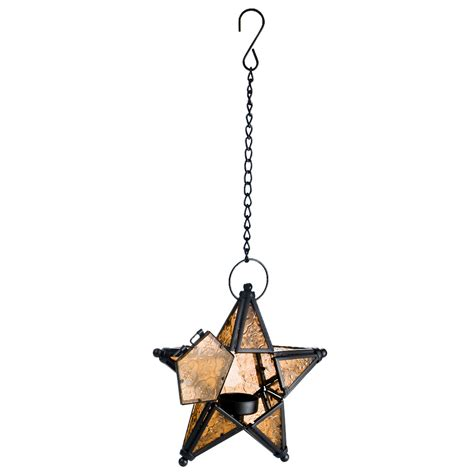 Hanging Glass Candle Holder Suppliers by Moroccan Style Hanging Glass Metal Candle Holder