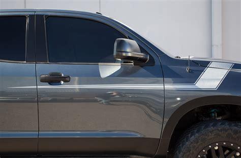 Stiker Sticker Striping Toyota Kijang Grand toyota tundra side race stripe graphic vinyl sticker decal
