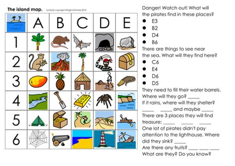 tes new year story resources pirate vocabulary worksheets story grid by